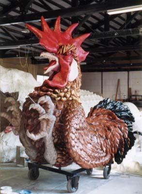 Pollo a punt